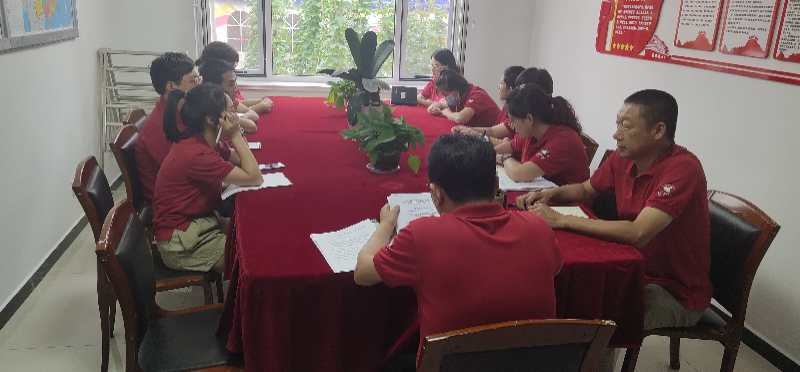 丰宁分公司认真组织学习 《习近平谈治国理政》第三卷